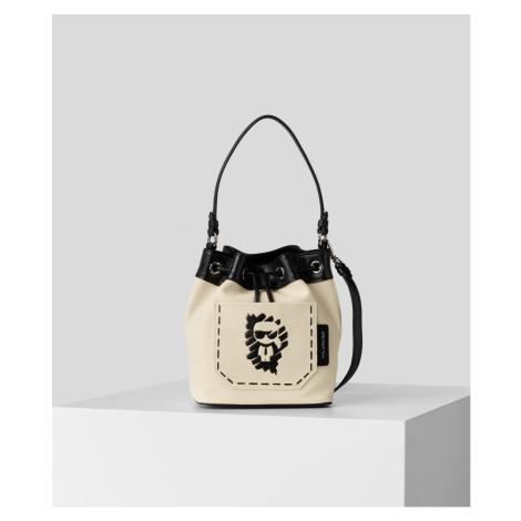 Kabelka Karl Lagerfeld Ikonik Graffiti Bucket
