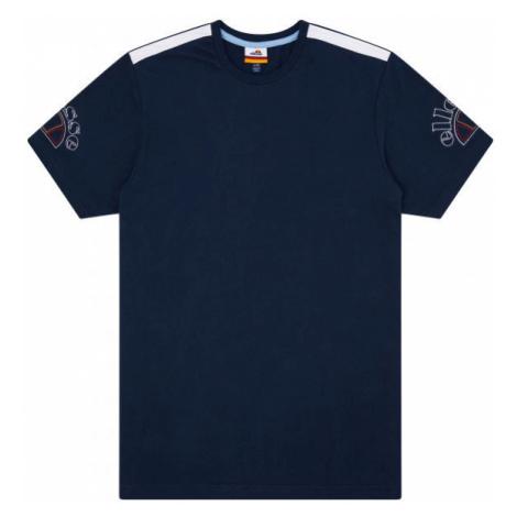 ELLESSE MAURO tmavě modrá - Pánské tričko