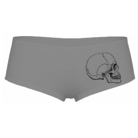Kalhotky Short Lidská lebka