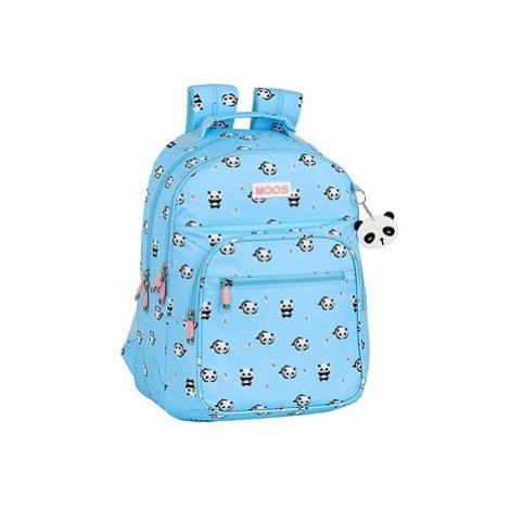 Moos - Panda - školní batoh