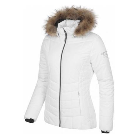 Willard ANDREA bílá - Dámská lyžařská bunda