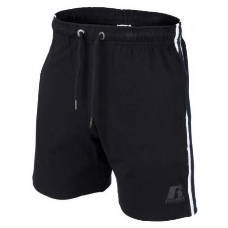 Russell Athletic R SIDE STRIPED SHORTS černá - Pánské šortky