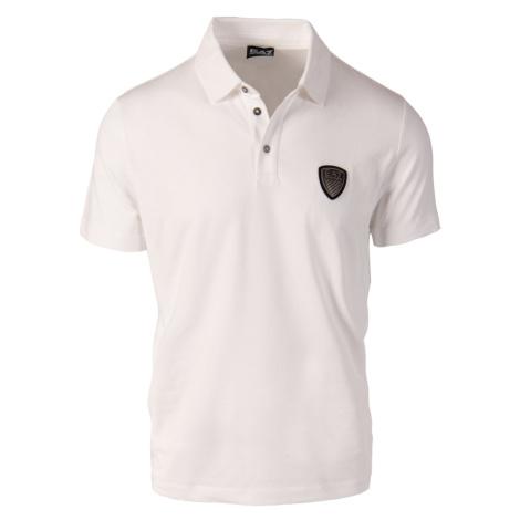 Emporio Armani pánské tričko bílé EA7 s nápisem