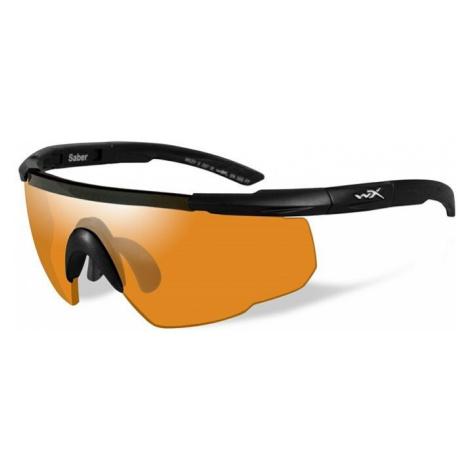 Střelecké brýle Wiley X® Saber Advanced - oranžové
