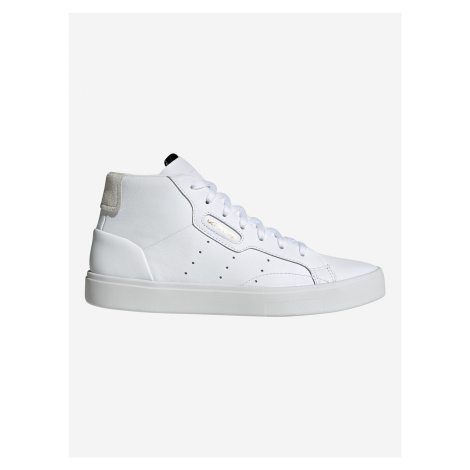 Sleek Mid Tenisky adidas Originals Bílá
