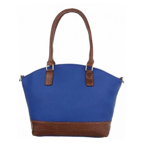 Modro-hnědá kabelka od Jerry