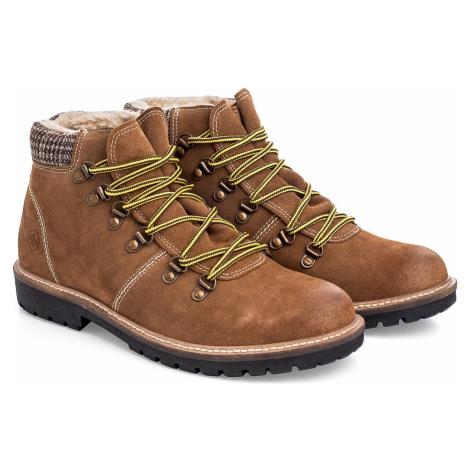 Pánské zimní boty WOOX Elg Ben