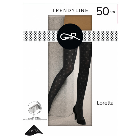 Dámské punčochové kalhoty Gatta Loretta vz.123 50 den