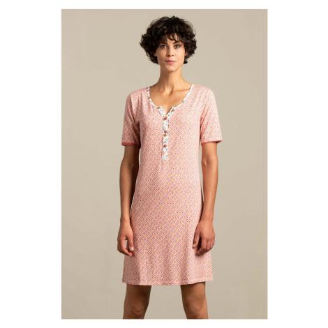 Noční košile Hyacinth vícebarevná