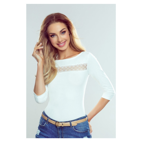 Dámské triko Eldar Ines bílá | bílá