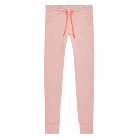 O'Neill LG MILLA SWEAT PANTS růžová - Dívčí tepláky