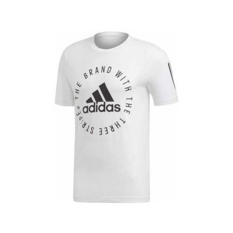 Adidas Sid Tee Bílá