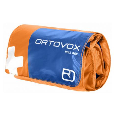 Lékárnička Ortovox First Aid Roll Doc shocking orange