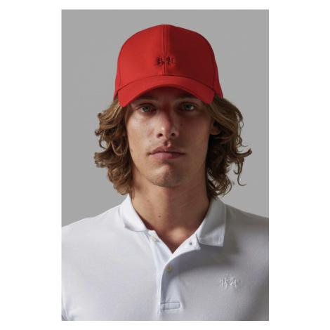 Kšiltovka La Martina Baseball Hat Twill