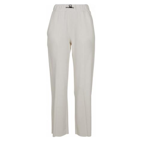 Ladies Soft Interlock Pants - offwhite Urban Classics