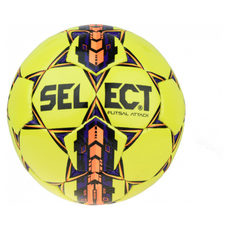 SELECT FUTSAL ATTACK BALL ATTACK YEL-BLK