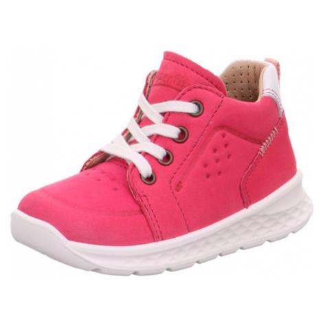 dětská celoroční obuv BREEZE, Superfit, 1-000366-5000, červená