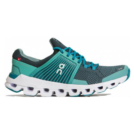 Běžecké boty On Running CLOUDSWIFT WOMAN modrá|zelená