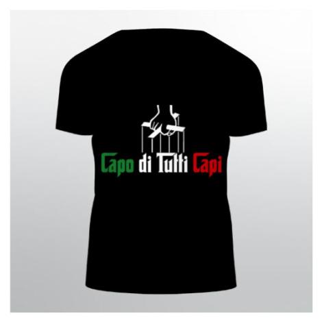 Pánské tričko Classic Heavy Capo di tutti Capi