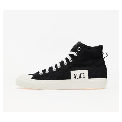 adidas Consortium x ALIFE Nizza Hi Core Black/ Off White/ Off White