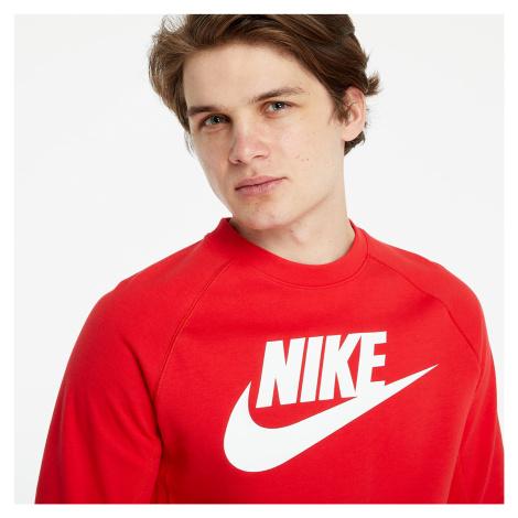Nike Sportswear Fleece Crew University Red/ White