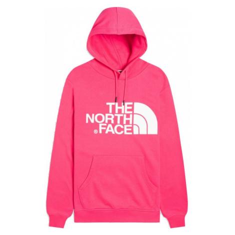 MIKINA THE NORTH FACE STANDARD HOODIE - růžová