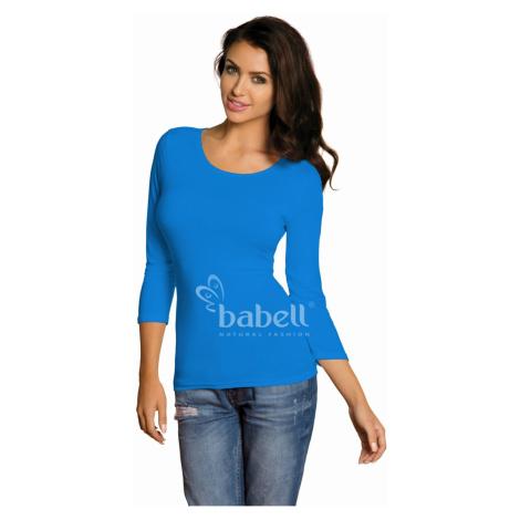 Dámská halenka Babell Manati světle modrá | modrá