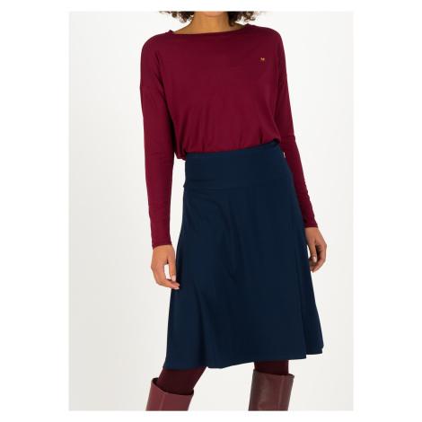 Modrá sukně Blutsgeschwister Denní poezie