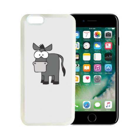 iPhone 7/8 kryt gumový soft Oslík