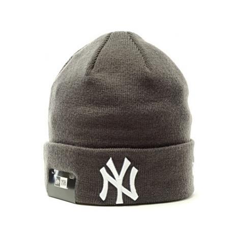 Kulich New Era MLB tmavě šedý