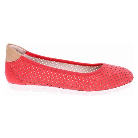 Dámské baleriny s.Oliver 5-22100-24 red