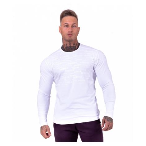 Pánské Tričko Nebbia More Than Basic! 147 White