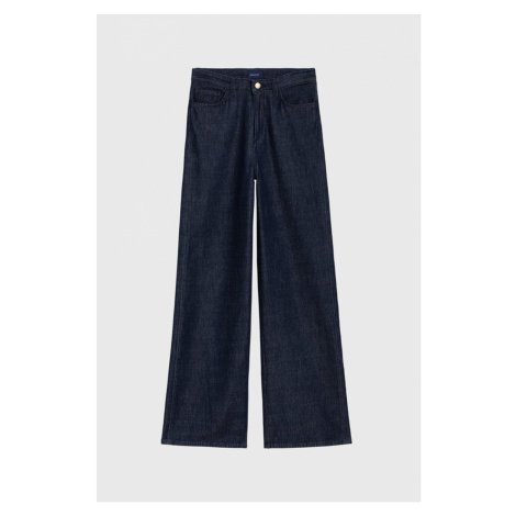DŽÍNY GANT O1. WIDE NON-COTTON JEANS