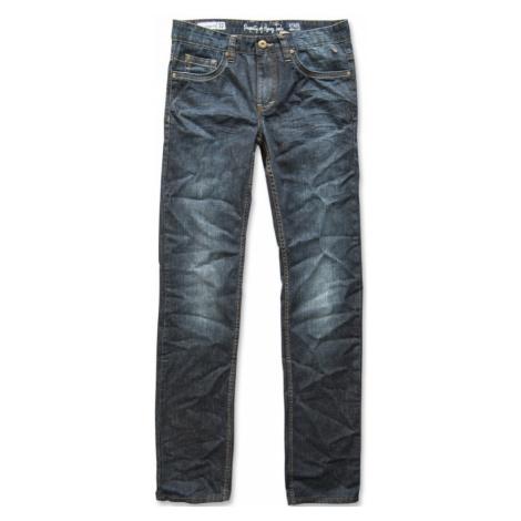 Kalhoty Heavy Tools Flip indigo