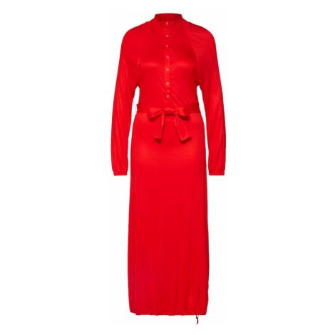 EDITED Košilové šaty 'Livyn' červená