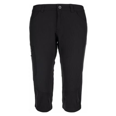 Dámské outdoorové 3/4 kalhoty KILPI OTARA-W černá