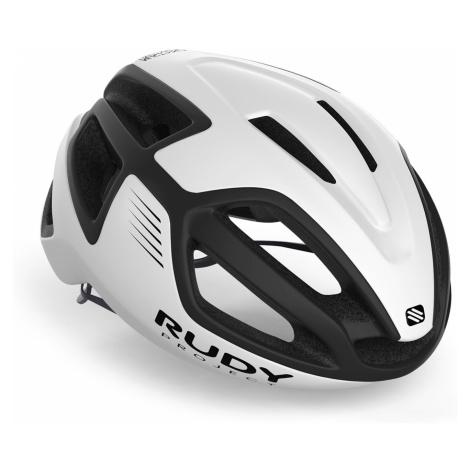 Cyklistická helma Rudy Project SPECTRUM bílá|černá