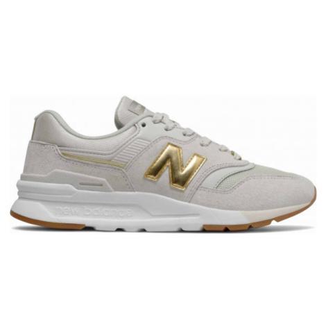 New Balance CW997HAG bílá - Dámská volnočasová obuv