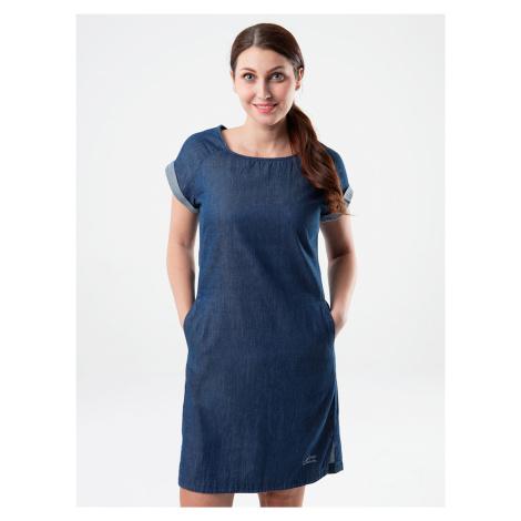 Nevena Šaty Loap Modrá