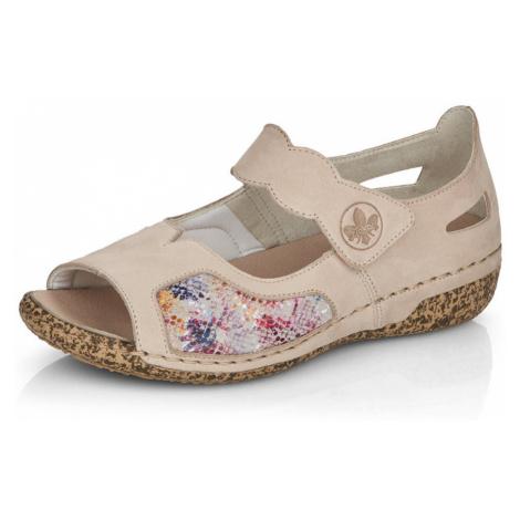 Dámská obuv Rieker V7299-60