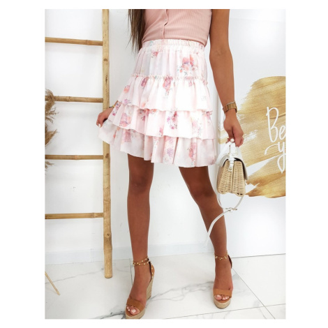 SELICIA skirt pink CY0240 DStreet