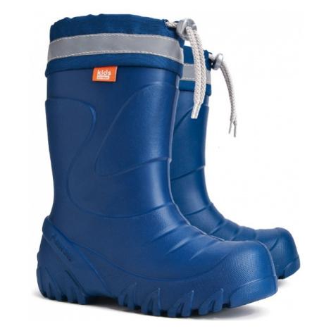 Chlapecké holínky Demar MAMMUT S 0300, modrá
