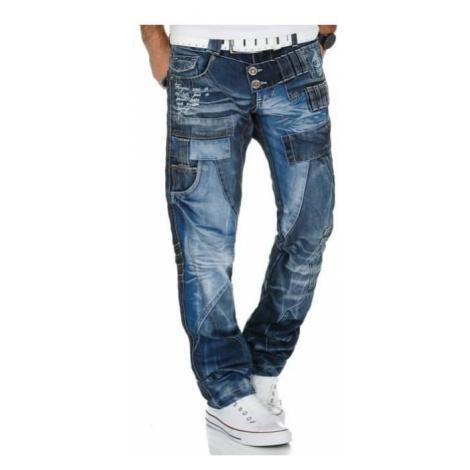 KOSMO LUPO kalhoty pánské KM050 džíny