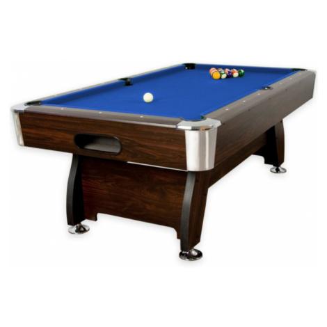 Tuin 1385  pool billiard kulečník 8 ft - s vybavením