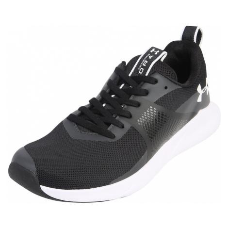 UNDER ARMOUR Běžecká obuv 'Charged Aurora' černá / bílá