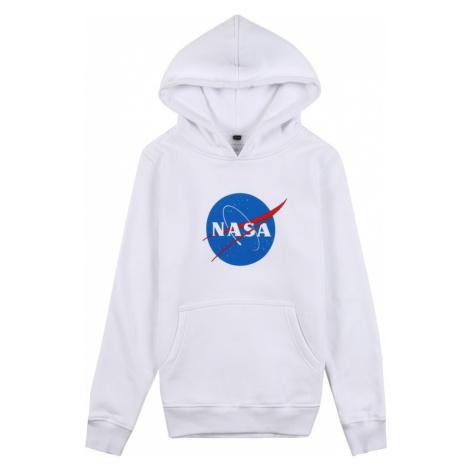 Mister Tee Mikina 'NASA' modrá / bílá