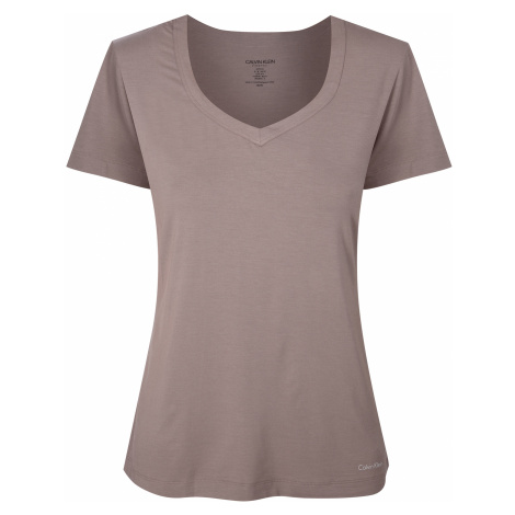 Dámské triko na spaní QS6486E-DVB - Calvin Klein