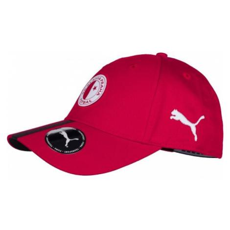 Puma SKS Cap červená - Kšiltovka
