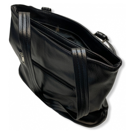 Dámská kabelka Mahel Isadora, černá