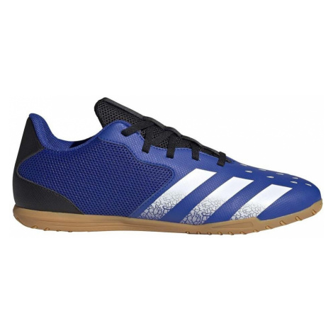 Sálovky adidas PREDATOR FREAK.4 IN Modrá / Stříbrná